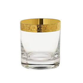 "Drinking cup with gold rim ""Gold Age"" (250ml)"